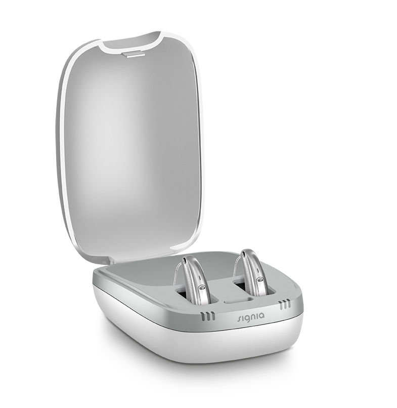 rechargeable hearing aids in kitchener